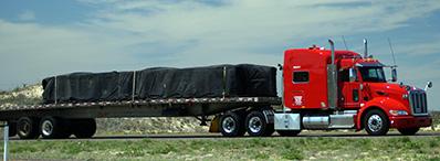 flatbed load